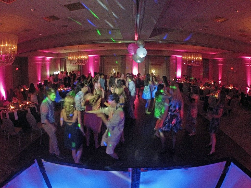 Formal Sweet 16 DJ Show