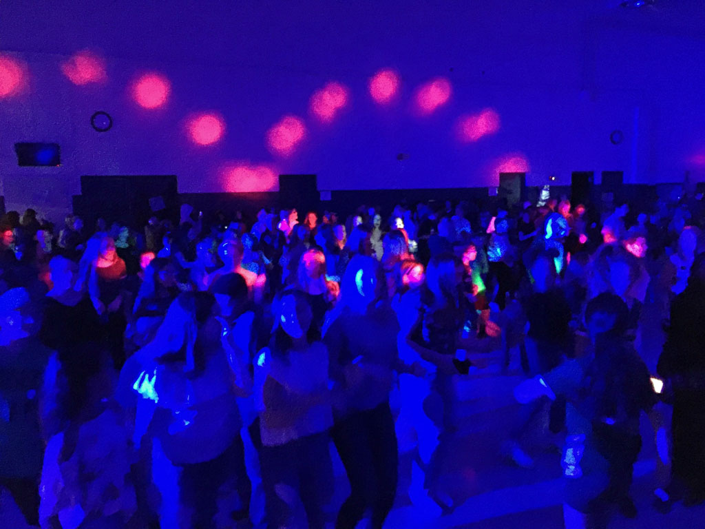 School Dance DJ Lights