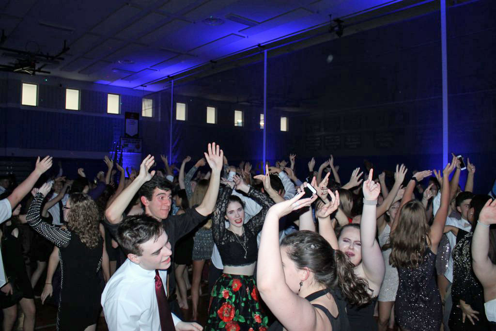 High School Dance DJ