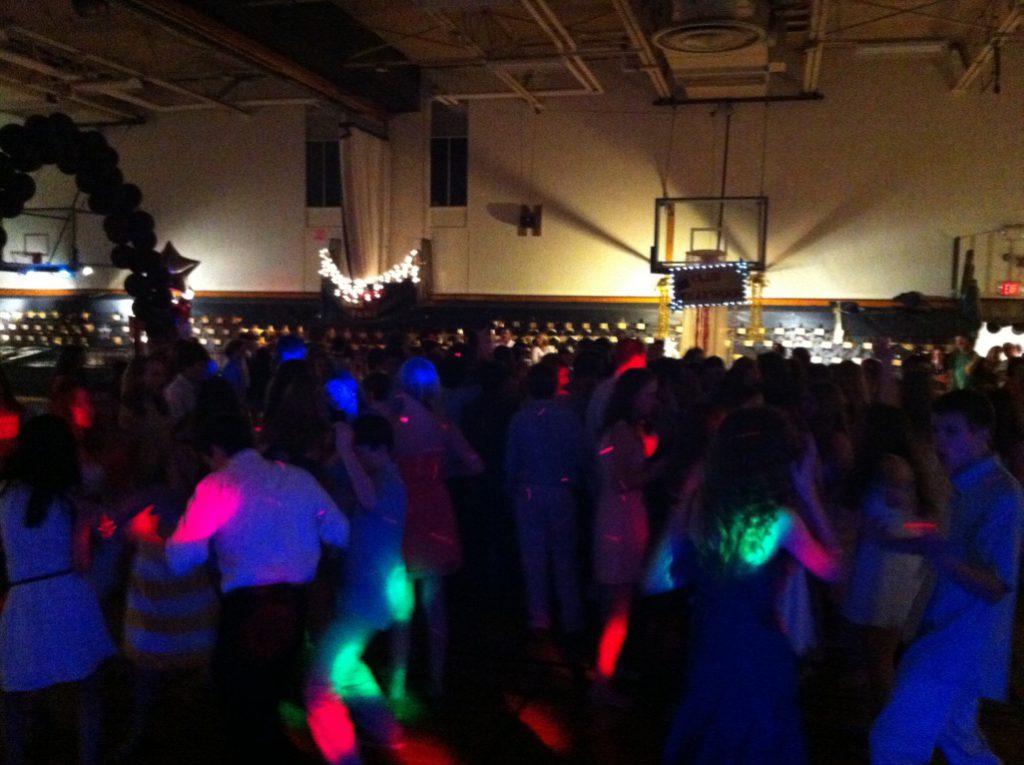 School Dance Lights