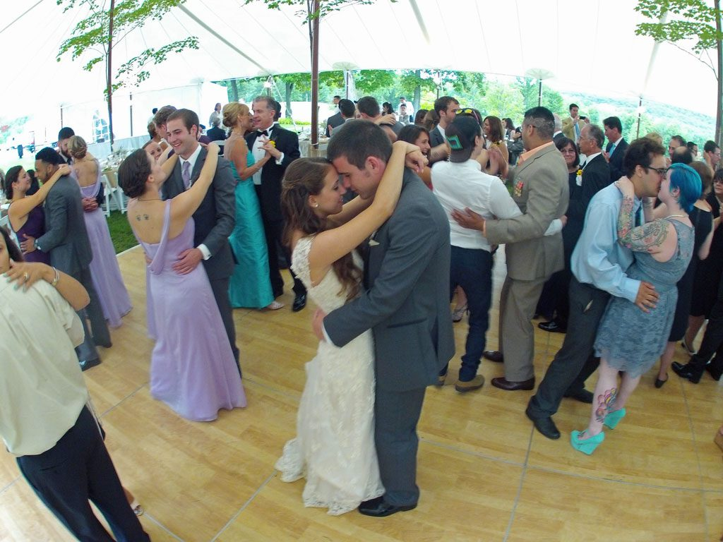 Rustic Wedding First Dance