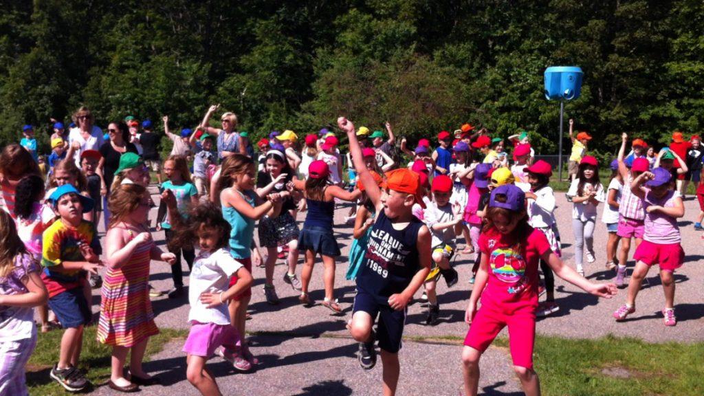 Elementary School Dance
