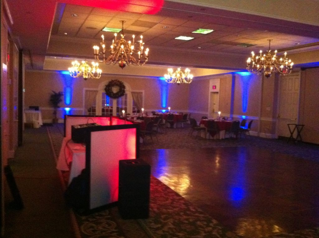 Company Holiday Party at Ethan Allen Inn
